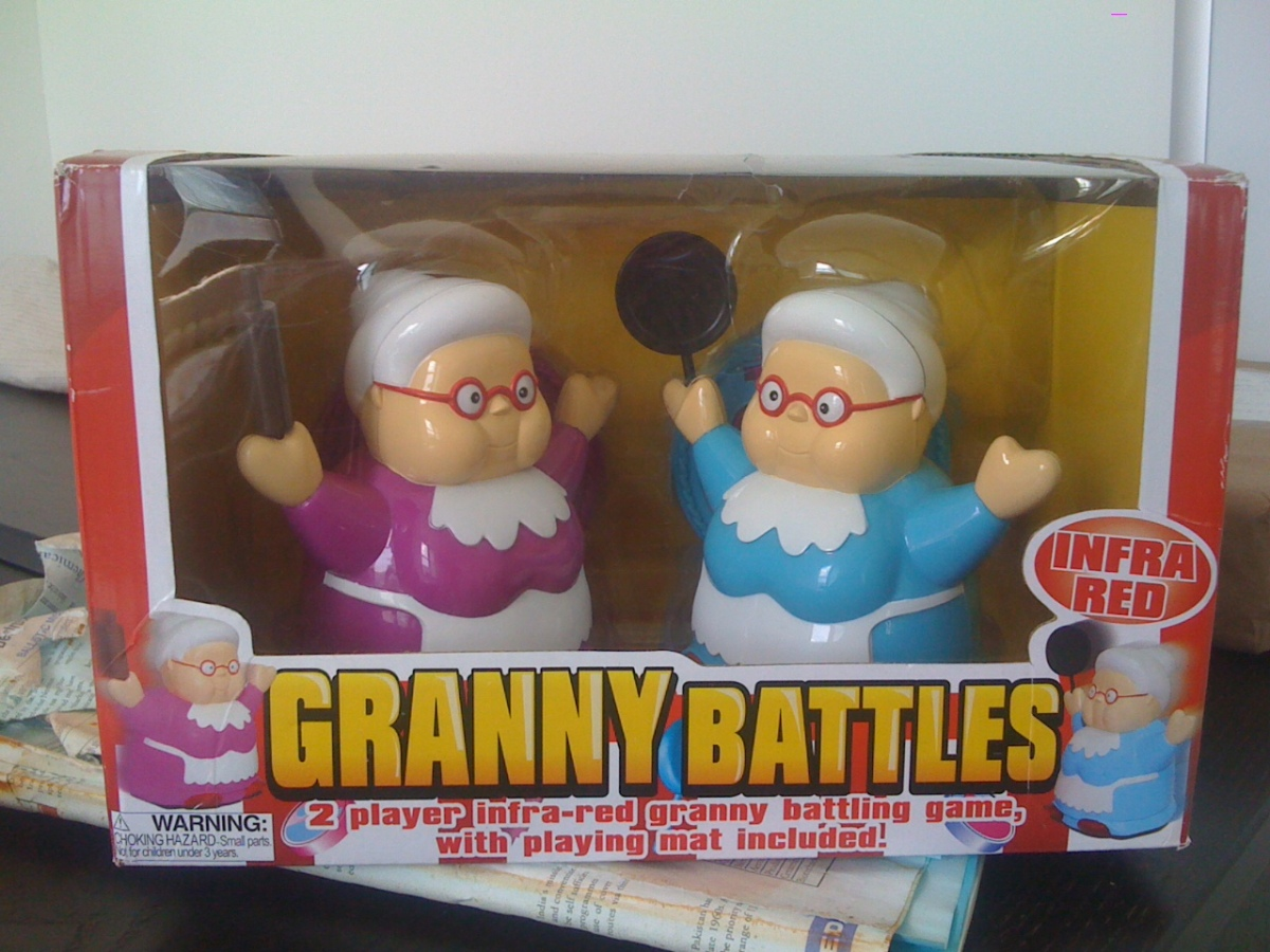 Shareagift ♥ Granny Battles
