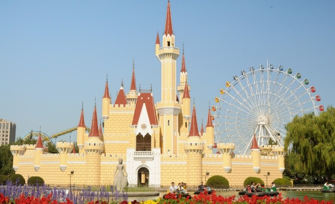 Beijing-Shijingshan-Amusement-Park