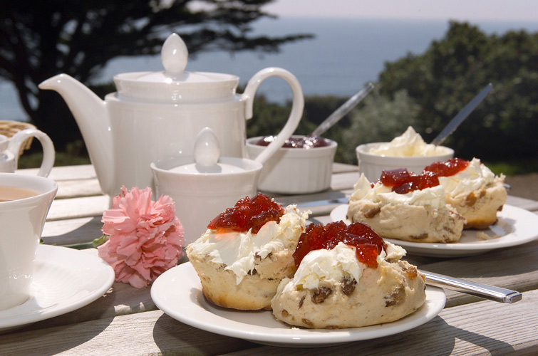 Shareagift's Gift Of The Week: National Trust Day Out With Cream Tea For Two