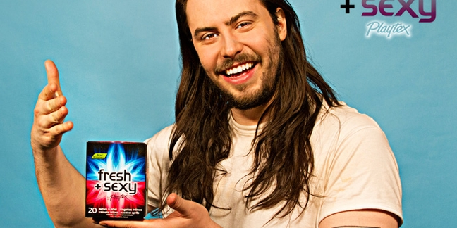 Andrew WK Looking Fresh N Sexy