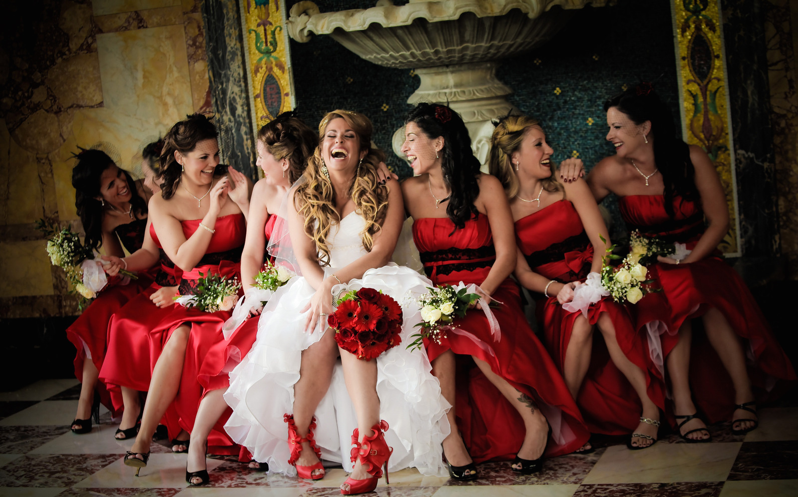 Top 5 Sites For A Stress Free Wedding