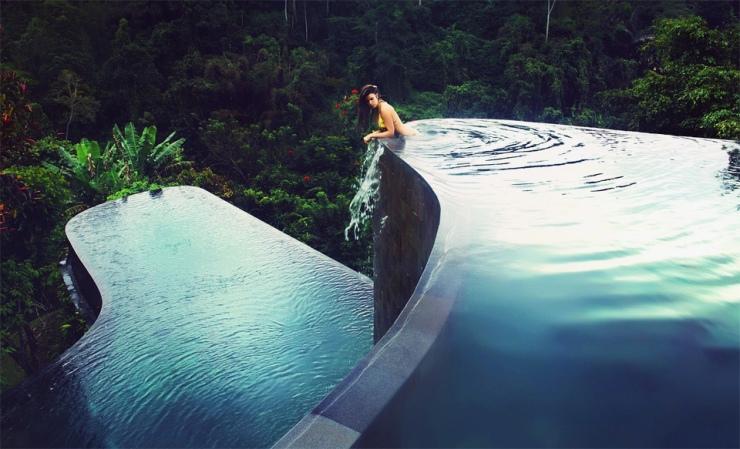 Hanging Gardens Ubud Hotel Pool