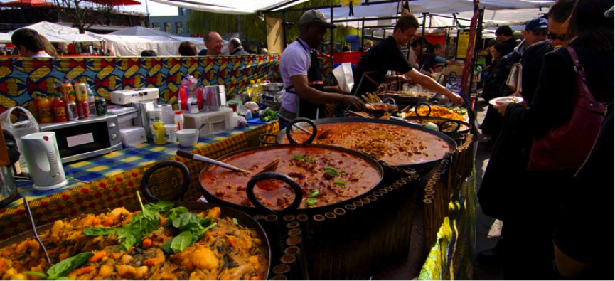 Top 5 Cities For Great Street Food