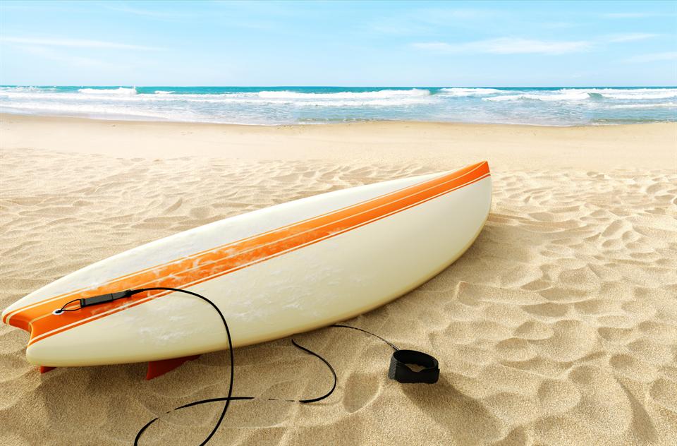 Sand, Sea, Surf, Sun andShareagift!