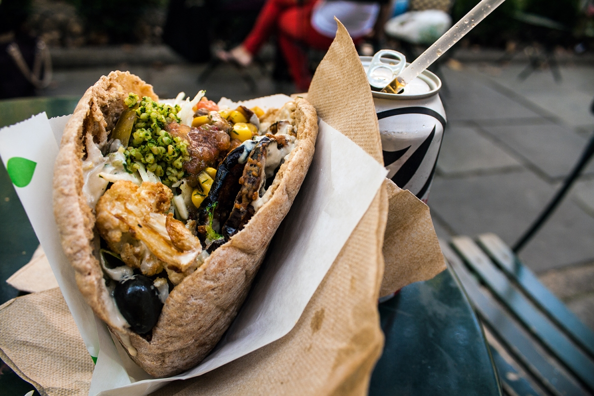 Top 5 Cheap Veg-e Eats in London