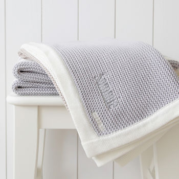 normal_personalised-grey-stripe-knitted-blanket