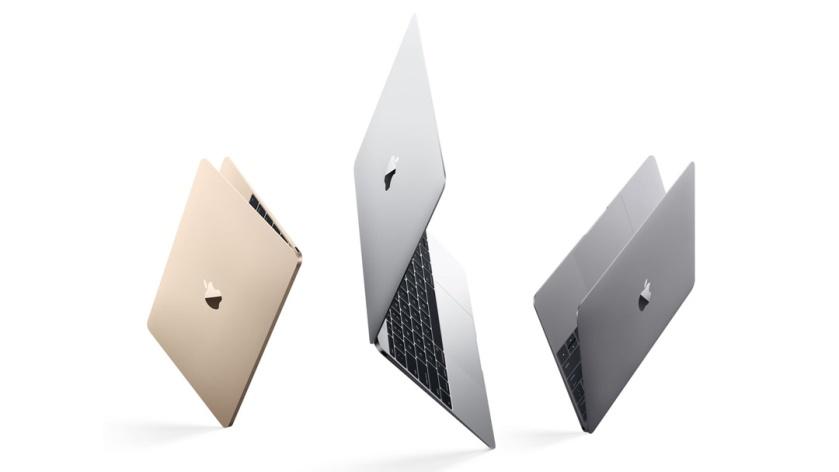 Apple MacBook light
