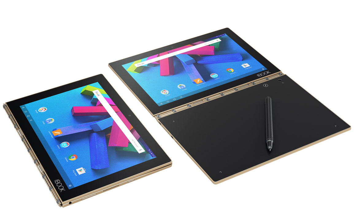 Best tablet 2016 – Lenovo Yoga Book
